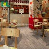 Grano di legno dell'interno e commerciale che collega il pavimento del vinile del PVC, ISO9001 Changlong Clw-25
