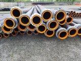 Tubo di plastica della draga del tubo di drenaggio