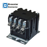 UL-Bescheinigungs-Qualitäts-Klimaanlage 24V 40A 4 Polen Wechselstrom DP-Kontaktgeber