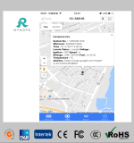 ソフトウェアのモニタリングのプラットホームCS005を追跡する生きている車GPS