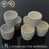 Metallo di fusione a temperatura elevata che analizza i crogioli di ceramica dell'argilla refrattaria