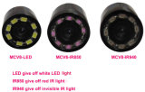 50m 8PCS LED 520tvl Minifisch-Sucher-Unterwasservideo CCTV-Kamera