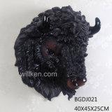 樹脂3Dの動物のヘッド壁の装飾のホーム装飾