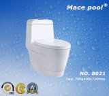 좋은 품질 한 조각 옷장 세라믹 화장실 (8031)