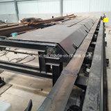 Kanal-Stahllochen, Markierung und Ausschnitt-Zeile