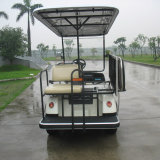 4 Seaterの電気救急車の電池式のカート