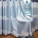 Tessuto puro della tenda del voile di disegno degli occhi di angelo