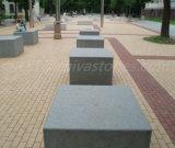 Fiammeggiato/ha veduto che tagliare/Bush martellato personalizza il bordo del granito di formato/la pavimentazione/pietra ciottolo/del cubo per l'abbellimento/pavimentare/parcheggio/strada privata