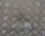 Patroon 5052 5005 van vijf Staven de Plaat van het Loopvlak van 5754 Aluminium