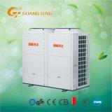 Prodotti aria-acqua a temperatura elevata del riscaldatore di acqua un'acqua calda da 80 grado C