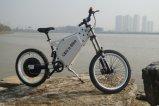 19 bici eléctrica del bombardero de alta velocidad de la cautela de la pulgada 72V 8000W