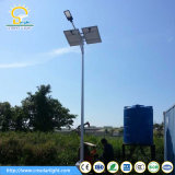 Farola Solar LED 80W con 6m-12m Acero Light Pole