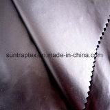 300t tejido de tafetán de poliéster con recubrimiento de perlas para untar