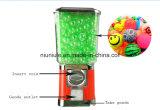 Square Gumball máquina de venda automática com Cashdrawer