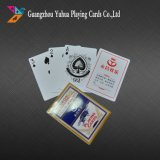 Meilleur qualité allemande Black Core Paper Playing Cards for Casino