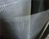 Ячеистая сеть квадрата обыкновенного толком Weave с покрытием цинка