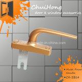 La vendita calda in lega di zinco la multi maniglia di finestra della serratura di punto della pressofusione
