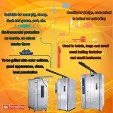 工場価格の最もよい品質の電気暖房のグリルのオーブンか肉オーブンまたはロースター