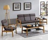 고품질 주식 1+1+3에 있는 싼 가격 현대 디자인 금속 프레임 사무실 소파 기다리는 소파