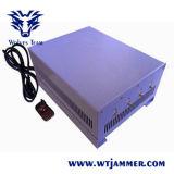 20W con control remoto teléfono celular Jammer (antena de panel direccional)
