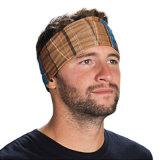 よい空気透磁率の首のウォーマーの高く伸縮性がある多機能のヘッドスカーフ(YH-HS332)