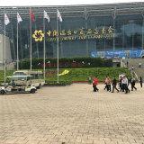 Fabbricazione di vibrazione ad alta velocità della macchina di polacco del pavimento della Cina