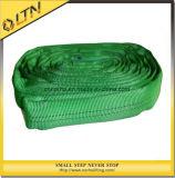 Fator de segurança 7: 1 Wowen Poliéster linga redonda (NHRS)