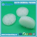 Corpi filtranti di plastica di Mbbr per il trattamento delle acque