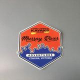 Etiqueta engomada de encargo barato cortada con tintas del vinilo de la insignia para la promoción del almacén