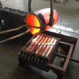 Indução da freqüência média da manufatura de China que derrete a fornalha do bronze 500kg