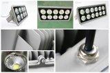 IoutdoorはP65 100With200With300With600W屋外LEDの洪水ライト省エネランプの置換の倉庫85V-265Vをつける