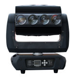 1つの360度のローラーLEDの移動ヘッド極度のビーム幻影ライトに付き16*25W RGBW 4つ