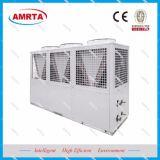 Bomba de calor de ar resfriado modular