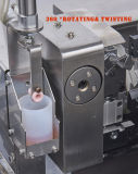 Entièrement automatique machine unique de fin de l'étamage seule fin de la borne de la machine de sertissage
