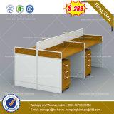 L'école en bois table Office Bureau exécutif du mobilier de bureau moderne (HX-8NE077)