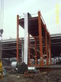 Estructura de acero para la percha grande del acero del proyecto de las aves de corral