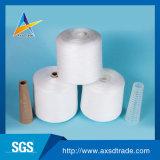 La droga teñió los hilados de polyester hechos girar 32s para hacer punto y tejer