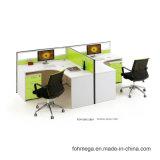 BIFMA Estación de trabajo de oficina estándar con cable Management