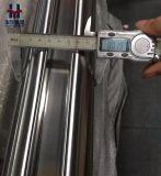 De 800 Staven van uitstekende kwaliteit van de Buizen van de Pijpen van het Roestvrij staal van het Gruis Spiegel Opgepoetste Decoratieve