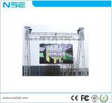 Outdoor P4.81 publicité Location d'écran à affichage LED