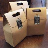 Saco de empacotamento do papel de embalagem da porca do alimento da embalagem