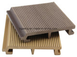 Bois Bois Composite Decking en plein air en plastique WPC Decking