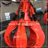 Excavatrice Orange Peel Grab godet hydraulique