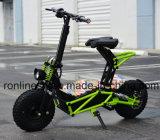1900With2000Wの特大の道Foldable Eのスクーターまたは小型スクーターまたは土の電気スクーターを離れた48Vリチウム電気スクーターまたはすべての地勢の脂肪質のタイヤCe/ECE