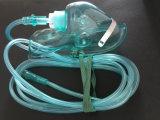 의학 소비가능한 산소 마스크
