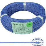Conductor de cobre trenzado El cable de silicona