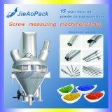 Llenado del sinfín de una máquina de embalaje en polvo (JA-50LB)