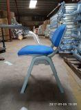 Cadeira do treinamento da mobília de escola da alta qualidade com almofada de escrita Sf-24f