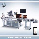 Fabricante Skilt Paginación automática máquina de etiquetado de etiqueta de cierre