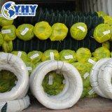 2'' la apertura de malla cadena recubierto de PVC para jardín cercado